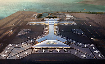 WESTERN TAXIWAY & STAND DEVELOPMENT WORKS