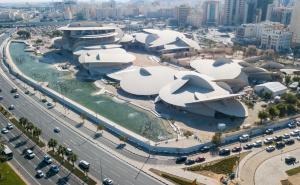 NATIONAL MUSEUM OF QATAR (NMOQ) Car Park